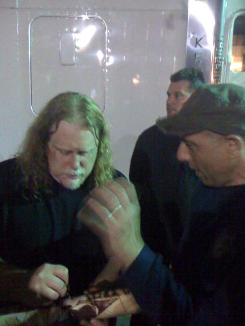 Warren Haynes and Craig Garber from MaximumMoneySecrets.com